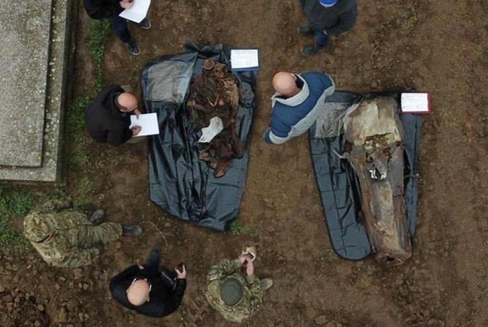 Negoslavci: Pronađeni posmrtni ostaci tri neidentificirane osobe ubijene u Domovinskom ratu