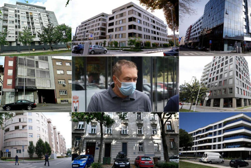 Sud Draganu Kovačeviću 'sjeo' na imovinu, blokirali su mu ovih osam stanova