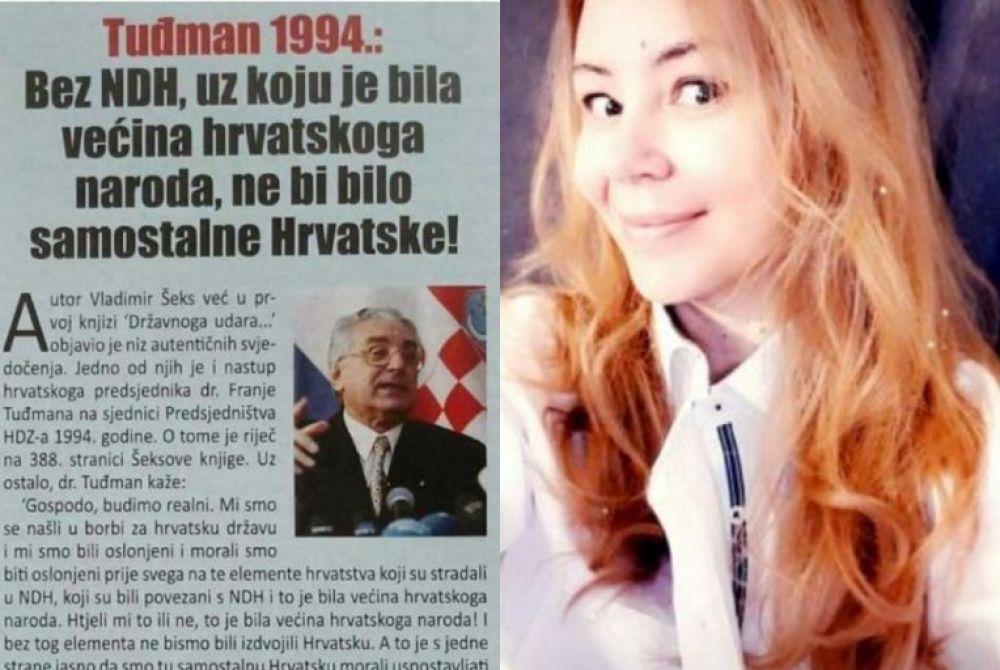 Jonjić: Titinu sliku more se na fejsu imat, a Pavelićevo prezime niti spomenit u kontekstu rata ne smiš