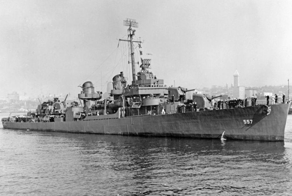 Pronađena najdublja olupina broda na svijetu: Američki razarač potopljen 1944. našli na 6100 metara dubine