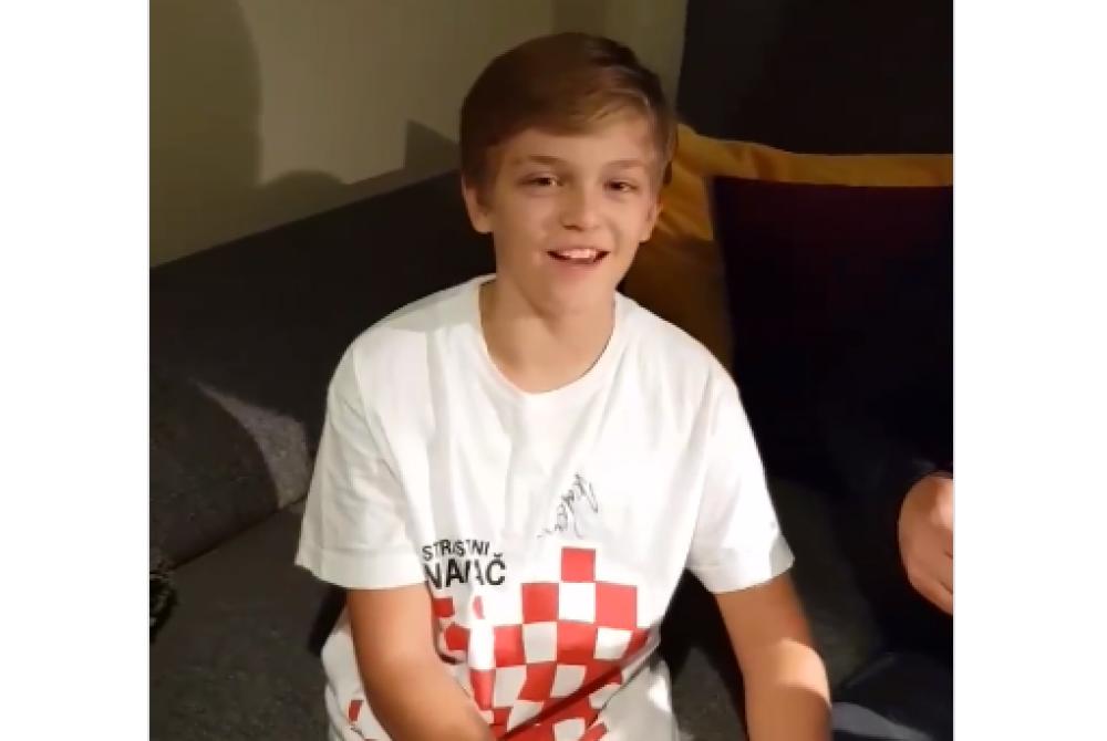 (VIDEO) Pogledajte kako je mali slavonac bećarcem podržao Škoru za predsjednika
