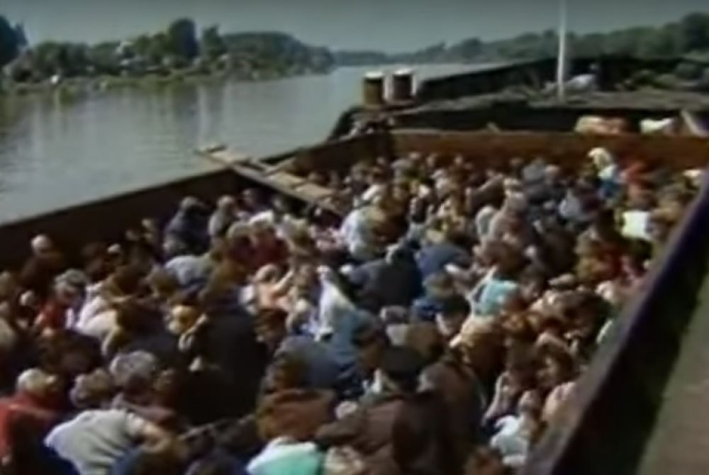 TEŠKO LI JE HRVAT BITI 1991 (VIDEO)