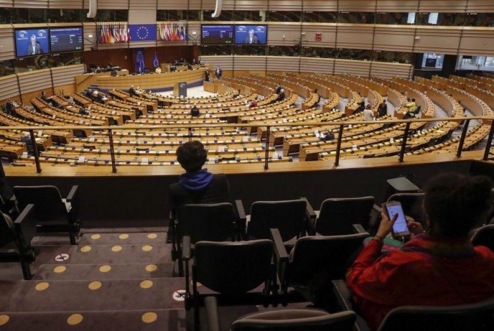 Europski parlament usvojio rezoluciju za pomoć Hrvatskoj nakon potresa