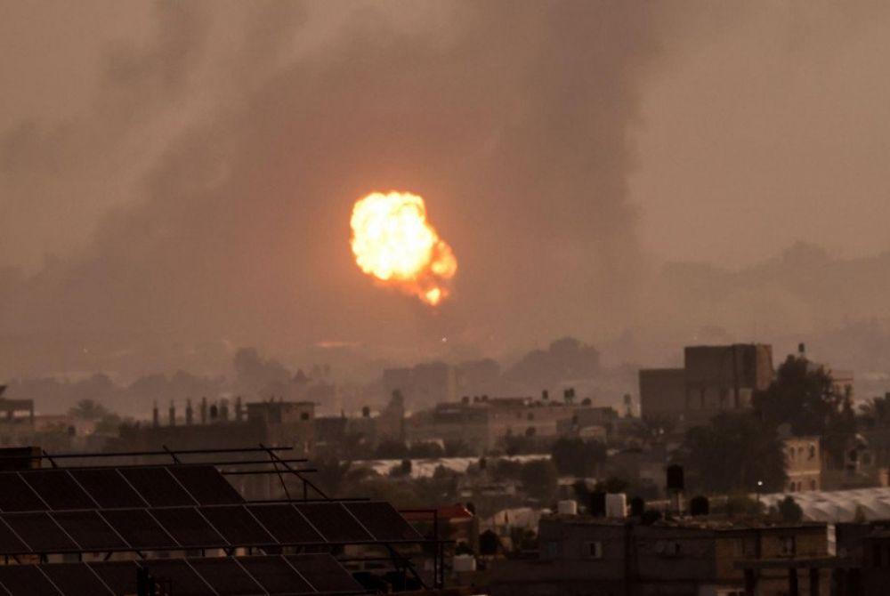 "Novo raketiranje Gaze, izraelska vojska gađala položaje Hamasa: ""Treba povećati pripravnost vojske za nastavak sukoba"""