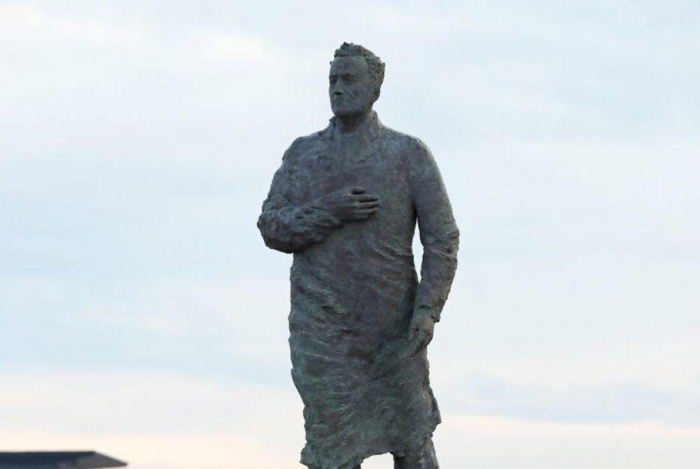 OPET VANDALIZIRAN TUĐMANOV SPOMENIK, na Dan antifašističke borbe