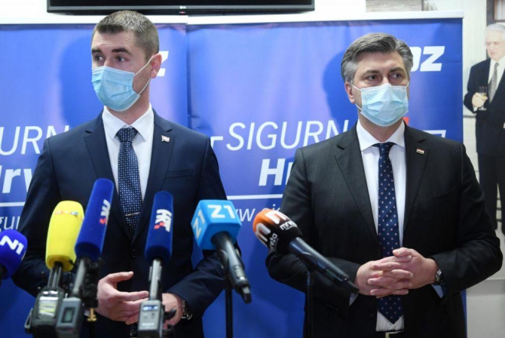 HDZ-OVCI ZARATILI U SPLITU! Plenković u Zagrebu priznao poraz? Kontaktira s mogućom gradonačelnicom