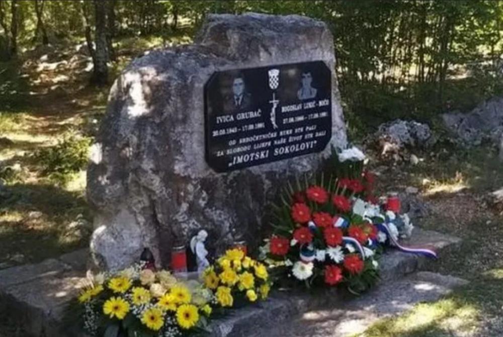 Hrvace: Obilježena 30. godišnjica pogibije devet policajaca i redarstvenika