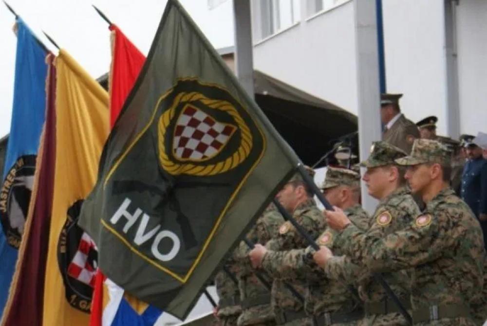 Brigada HVO-a 'kralj Tomislav' obilježila 28. godišnjicu osnivanja