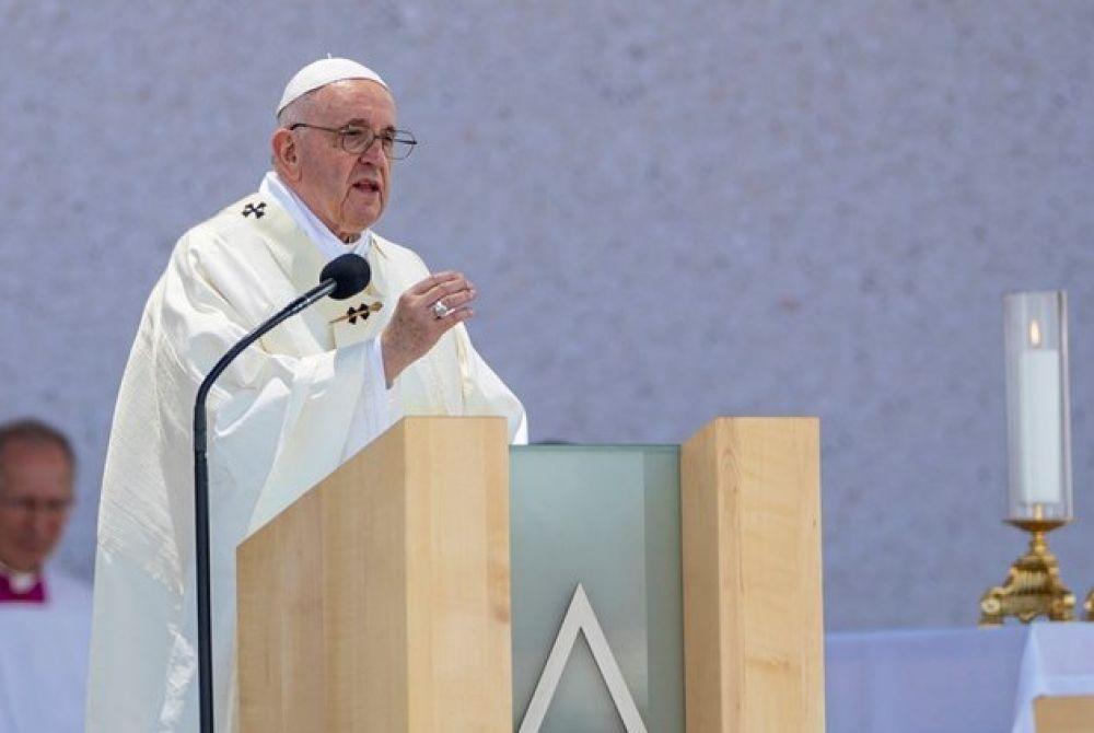 Papa Franjo: Pobačaj je više od problema. To je ubojstvo