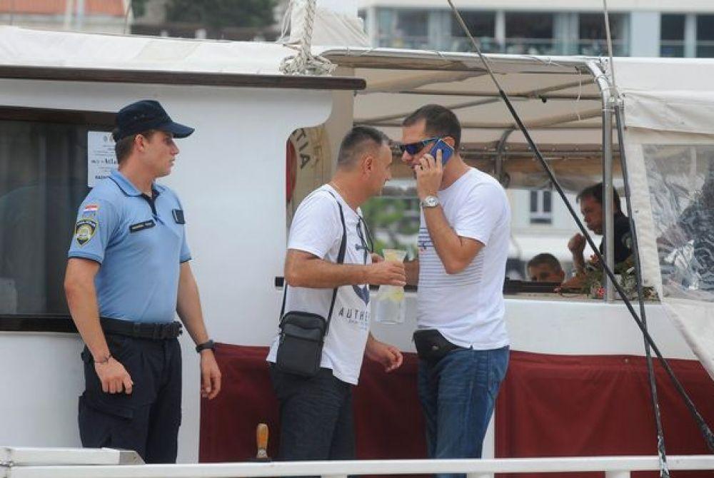 Vlasnik i kapetan broda na kojem je umro Talijan branit će se sa slobode