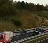 Lančani sudar na autocesti A1: 'Muškarcu su pružali pomoć...'