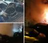 U Zagrebu gorjeli auti