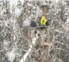 Lika bez struje, od hladnoće popucali dalekovodi