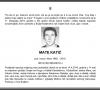 Posljednji pozdrav ratniku - Mate Katić