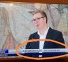 VIDEO IZNENADIO GLEDATELJE Vučića 'imenovali' predsjednikom Republike Hrvatske