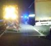 Teška nesreća na A3: Ozlijeđena su dva policajaca na motorima, sudarili su se s kamionom