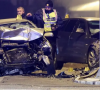 VIDEO Strašni prizor iz Sesveta: Čovjek poginuo, dijelovi auta su razbacani desetke metara