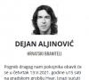 Dejan Aljinović - Hrvatski branitelj 1973. - 2021.