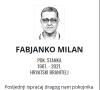 Fabjanko Milan - Hrvatski branitelj 1967. - 2021.