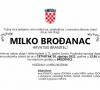 Milko Brođanac - Hrvatski branitelj 1950. - 2021.