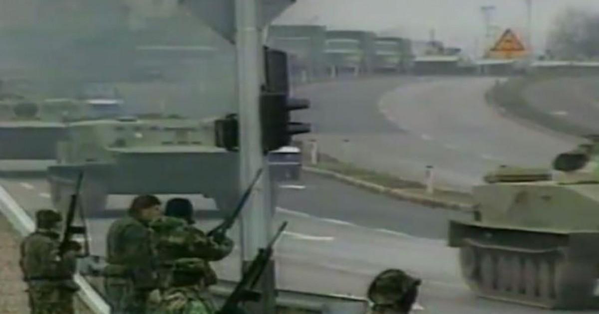 Na Danasnji Dan 1991 Jna Napustila Marsalku Video