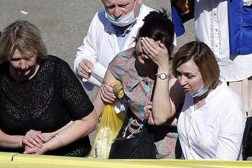 Što je tinejdžera nagnalo da uzme automatsku pušku i pobije djecu u školi u Kazanu? Cure novi strašni detalji