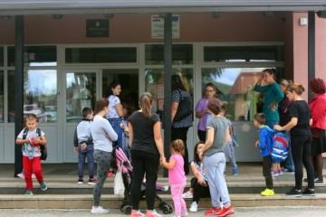 Statistika: Nastavlja se trend pada broja učenika osnovnih škola