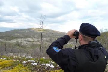 BiH potrebno 1.100 policajaca na granici da bi se pokrile sve kritične točke koje koriste migranti