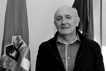 POSLJEDNJI POZDRAV Goranu Mihaliću ratnom zapovjedniku specijalne jedinice policije Roda iz Varaždina