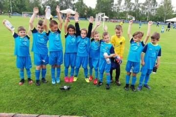 Nogometni Klub Galaxy Split osvojio izvrsne rezultate na 4. PLAY CUP turniru u Zagrebu ( 2013. godište )