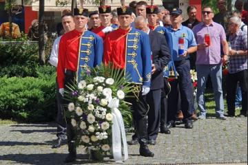 Obljetnica 106. brigade HV-a, Dana osječkih branitelja i Dana hrvatskog dragovoljca