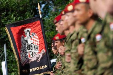 Legendarna 113. Šibenska brigada danas slavi svoj 29. rođendan