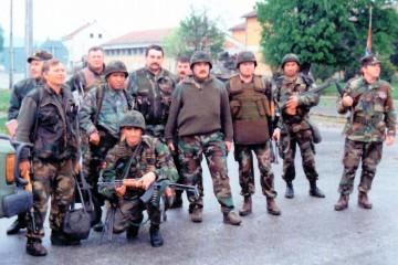 Oni su bili ponos Nove Gradiške – osnovana 121. brigada Zbora narodne garde