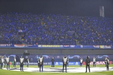 (UŽIVO) Dinamo - Manchester City 1:2; poluvrijeme dominacije gostiju, ali rezultat je za Modre aktivan