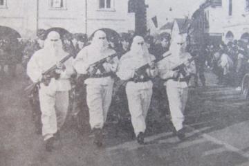 POSTROJAVANJE ZA PAMĆENJE! Evo kako su 1992. reagirali Hrvati na pojavu 123. brigade