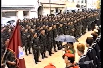 VIDEO Sinj: Obilježena 28. obljetnica osnutka legendarne i elitne 126. brigade HV-a…