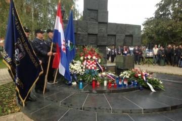 Svečano obilježavanje 28 obljetnice 144. gardijske brigade HV-a Sesvete…