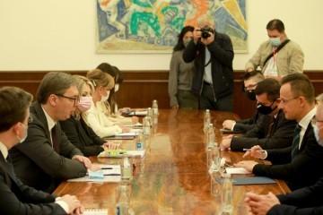 Szijjártó: I gospodarstvo je dokaz dobrih odnosa Srbije i Mađarske