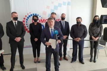 Damir Markuš kandidirao se za sisačko-moslavačkog župana: 'Prvo ću uvesti red i odgovornost'