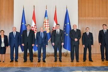 Milanović razgovarao s ratnim ministrom unutarnjih poslova Ivanom Jarnjakom