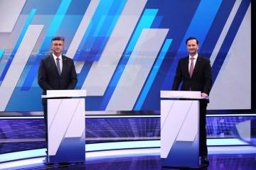 Željko Sačić komentirao sučeljavanje kandidata Andreja Plenkovića i Mire Kovača za predsjednika HDZ-a