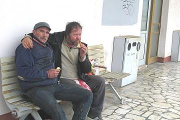 Bivši hrvatski branitelj godinama živi u napuštenom spremištu od nekoliko kvadrata u centru Šibenika