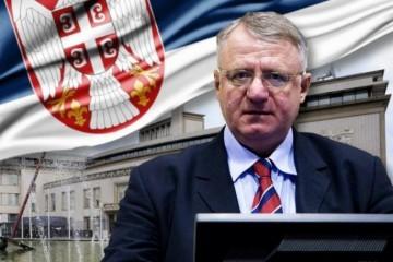 """DEBELI RATNI ZLOČINAC OPET PRIJETI: """"Srbija mora vojno intervenirati ako Hrvati pokušaju spriječiti otcjepljenje Srpske"""""""