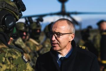 Hrvatska će sudjelovati u misiji obuke iračkih vojnih snaga