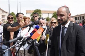 Milošević: Svoj dolazak u Knin smatram zalogom za budućnost