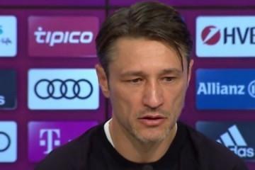 Bayern je smijenio Kovača