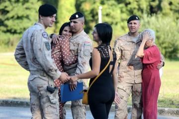 Vratili se hrvatski vojnici iz Afganistana: Misiju opisuju kao neprocjenjivo iskustvo
