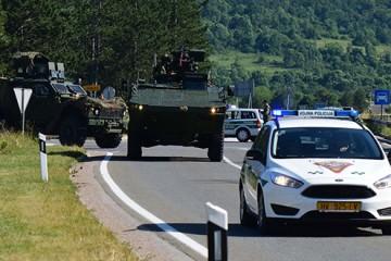 TRAGEDIJA NA AUTOCESTI A1! Vojni policajac poginuo nakon što je na njega naletio automobil