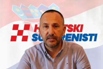 Zekanović planira svoj Klub zastupnika. Kaže kako želi povećati vidljivost Hrvatskih suverenista