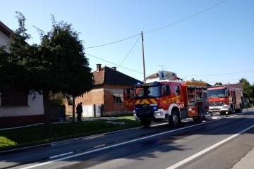 TRAGEDIJA U požaru kuće u Budančevici smrtno stradao samac